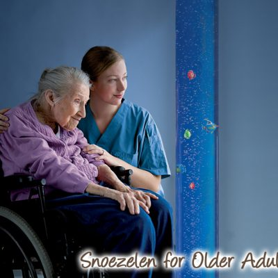 SNOEZELEN for Older Adults